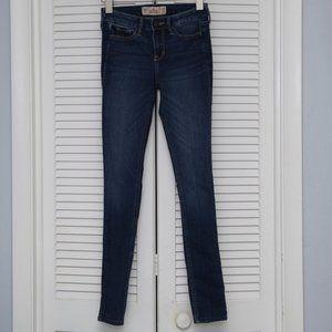Hollister Super Skinny Jeans 00R w23 L31
